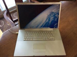 Powerbook G4 17 pouces