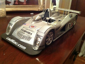 Hot Wheels Cadillac Northstar LMP Model Car