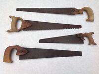 Vintage Wood Saws