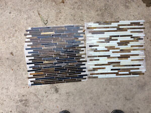 Reduced wall tiles