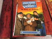 Only fools and horses the bible of Peckham book,