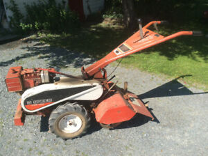 8 Horsepower MDT Rototiller For Sale