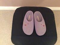 Laura Ashley slippers