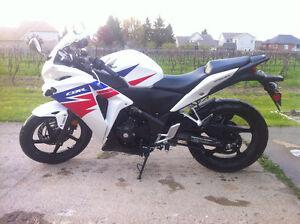 2013 Honda CBR250RA ABS