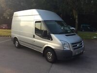 FORD TRANSIT 2.2 TDCI LWB HIGH TOP 11 PLATE 6 SPEED