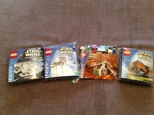 Lego Star Wars 1st Released Mini Fighters Series