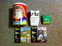 Vintage Collectable Talking Viewmaster with Reels