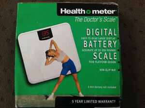 Digital Weight Scale - New in box