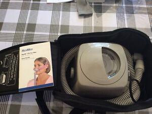 RESMED sleep apnea breathing machine