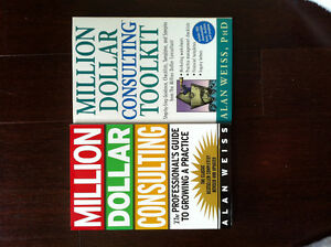 Million Dollar Consulting Book & Toolkit