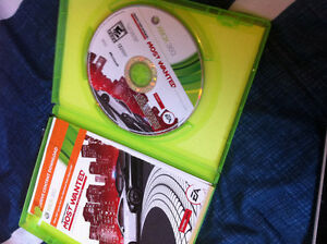 2xbox 360 racing games and 1-controller