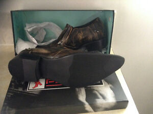 Brand New Size 13 Leather Designer Shoes