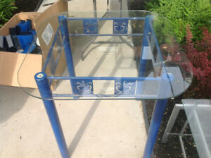Tables for sale, 2x tv stand and patio bistro