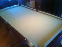 Table de Billard | Pool table 4x8