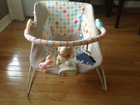 The Infant-to-Toddler Rocker