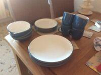Marks And Spencer dinner set 16 piece