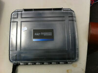 Waterproof 10 inch tablet case - never used