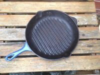 Le Crueset griddle pan