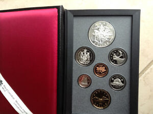 1994 Canadian coin proof set