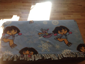 Dora and Boots Blanket