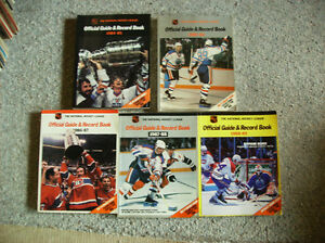 NHL OFFICIAL GUIDE AND RECORD BOOKS Cornwall Ontario image 3