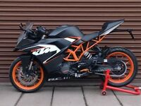 2016 KTM Rc125 , 1 Owner , Low miles, Service history