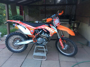 Cleanest KTM 350 SX-F on Kijiji LOOKING TO TRADE !!!