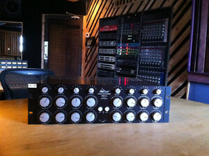 PRISM SOUND MASELEC MEA-2 - 2 Channel 4 band precision Equalizer