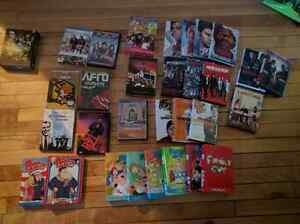 TV DVD's for sale