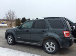 2008 Ford Escape XLT SUV, 4 x 4