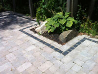 CHEAP Interlocking and Landscaping