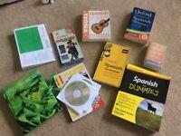 Spanish learning £5
