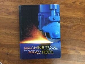 Machine Tool Practices Canadian Edition Hardcover