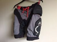 Impact shorts. Mountain bike ,snowboard, extreme sport protection.