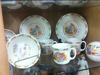 MANY ANTIQUES AND COLLECTIBLES