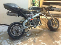 pocket bikefor sale first( 70$ takes it)