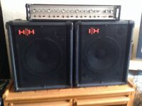 HH PA SYSTEM