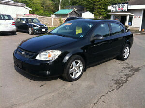 2009 CHEV COBALT, NEW TIRES, MOONROOF, 832-9000 OR 639-5000