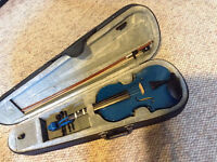 3/4 size Student violin with case