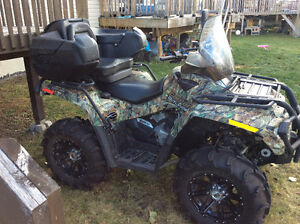 ATV can am outlander XT