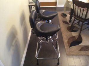 Two new Motorcycle Stools