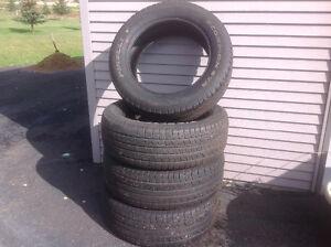 4 Pirelli P275 55R 20