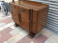 1950s Vintage Cocktail Sideboard FREE GLASGOW DELIVERY