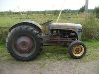 fergurson tractor