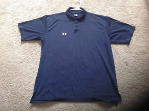 Under Amour new with out tags polo shirt