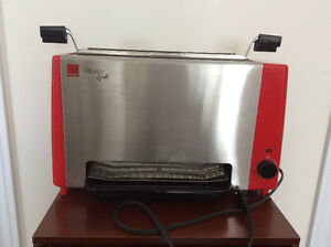Grill indoors with your Ronco Ready Grill