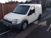 FORD TRANSIT CONNECT 1.8 TDCI 06 PLATE