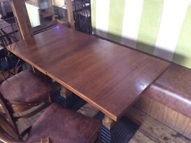Catering equipment - Restaurant or pub table tops