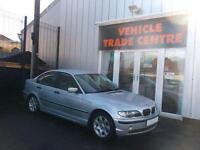 2003 03 BMW 3 SERIES 2.0 320D SE 4D 148 BHP DIESEL