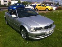 BMW 318 2.0 2002MY Ci
